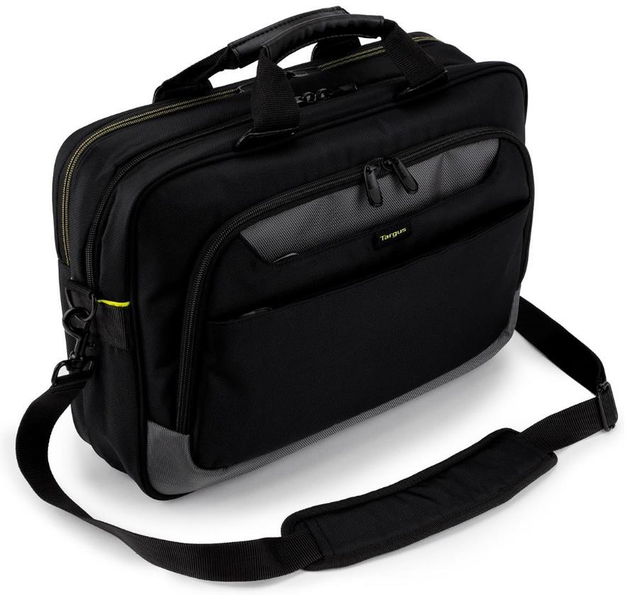 Targus CityGear 15-17.3'' Topload Laptop Case Black