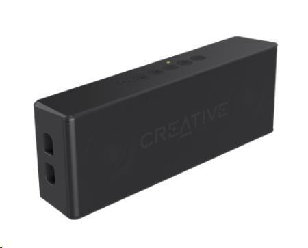 Creative repro Muvo 2 mobilní vodovzdorný bezdrátový reproduktor - černý