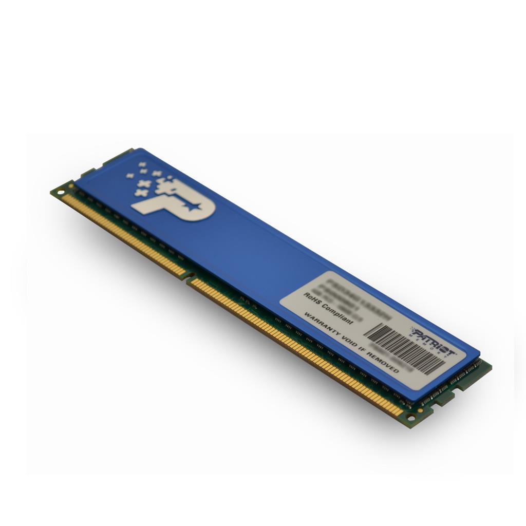 4GB DDR3-1600MHz PATRIOT CL11 s chladičem