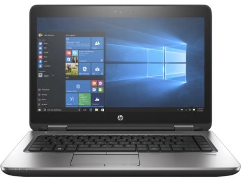 HP ProBook 640 G3 i5-7200U 14 FHD AG 8GB 256SSD DVDRW FPR W10P
