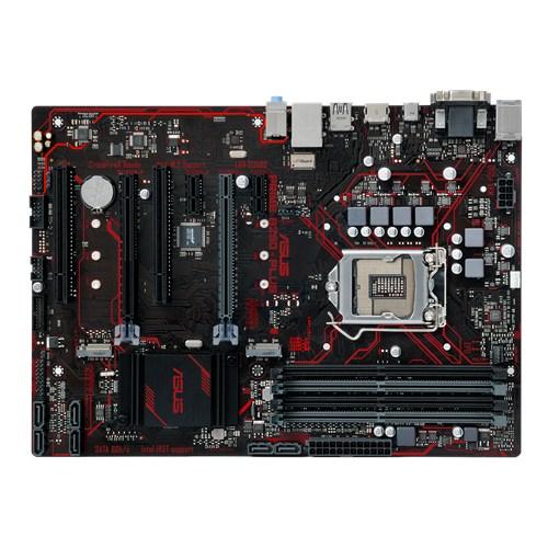 ASUS PRIME B250-PLUS, 1151, B250, 4xDDR4, PCIe 3.0x16, SATAIII, USB3.0, M.2, HDMI/DVI-D/D-Sub, ATX