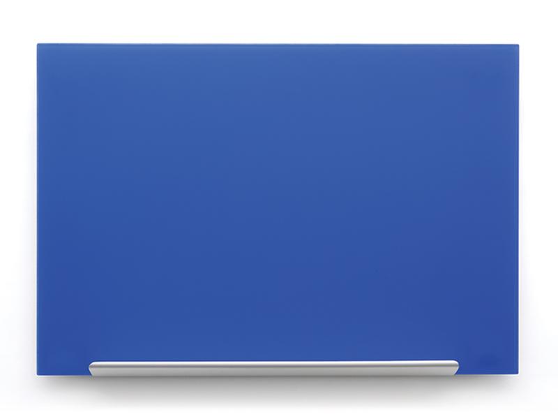 Skleněná tabule Diamond glass 126x71,1 cm, blue