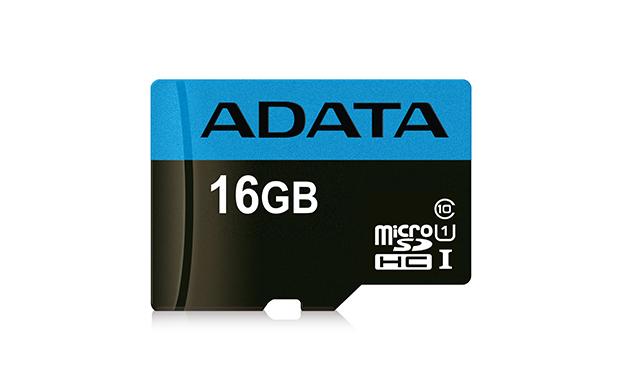 ADATA MicroSDHC 16GB UHS-I 85/25MB/s + adapter