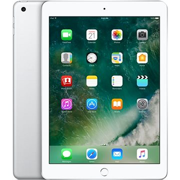 Apple iPad Wi-Fi 32GB Silver