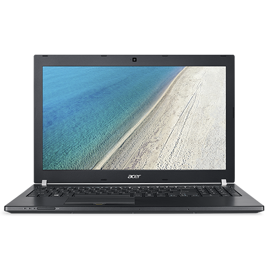 "Acer TMP658-G2-M-77MP i7-7500U/4GB+4GB/256 GB SSD+N/HD Graphics/15.6"" FHD IPS matný/BT/W10 Pro/Black"