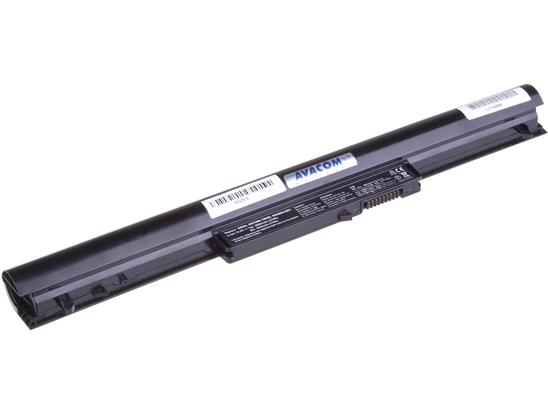Baterie AVACOM NOHP-S14b-806 pro HP Pavilion Sleekbook 14-b0xx, 15-b0xx, Li-Ion 14,4V 2600mAh