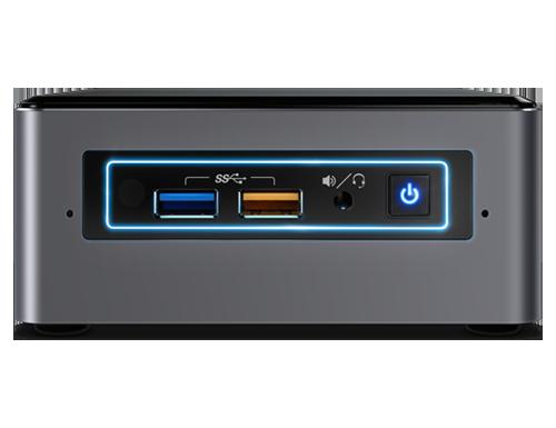 "Intel NUC Kit 7i7BNHX1 i7/USB3/TH3/WF/Optane/2,5"""