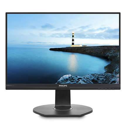 "Philips LCD 241B7QUPEB 23,8"" W IPS LED/1920x1080/1000:1/5ms/250 cd/VGA/DP/Repro/pivot"