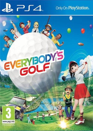 SONY PS4 hra Everybody's Golf 7
