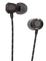 MARLEY Nesta - Hermatite, sluchátka do uší s ovladačem a mikrofonem (3-tlačítkový)