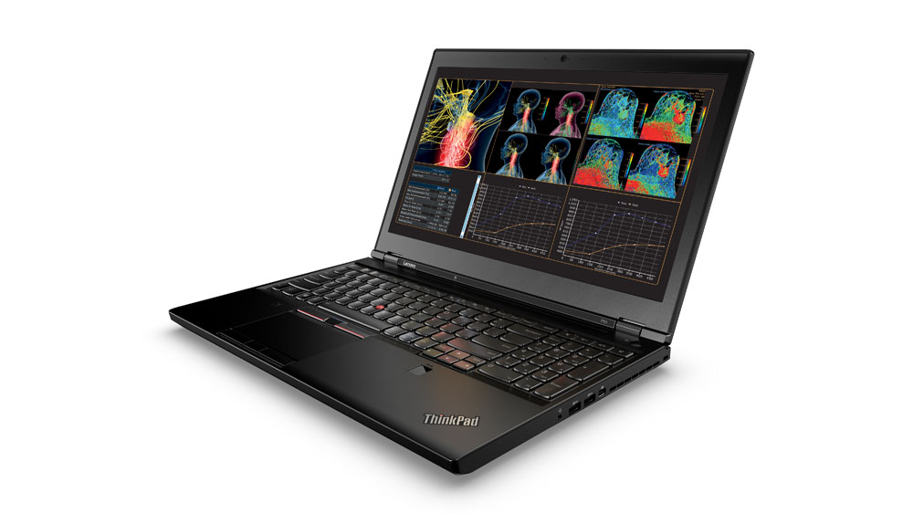 "Lenovo ThinkPad P51 i7-7820HQ/16GB/512GB SSD/Quadro M2200M/15,6""FHD IPS/Win10PRO/Black"