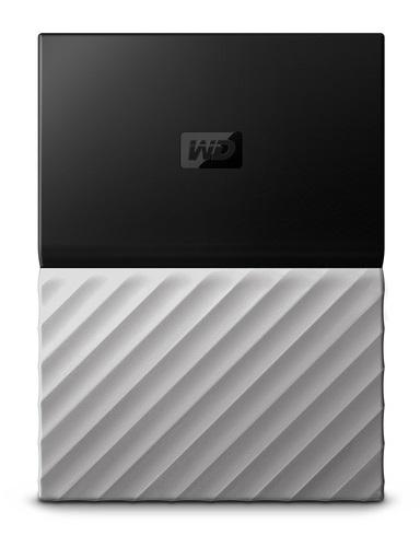 "Ext. HDD 2,5"" WD My Passport Ultra 3TB černo-šedá"