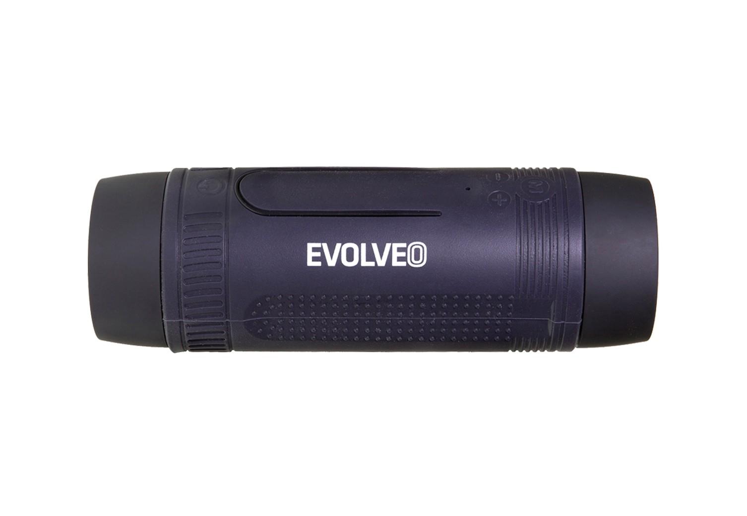 EVOLVEO Armor XL5, outdoorový Bluetooth reproduktor a MP3 přehrávač, BT4.0, LED svítilna