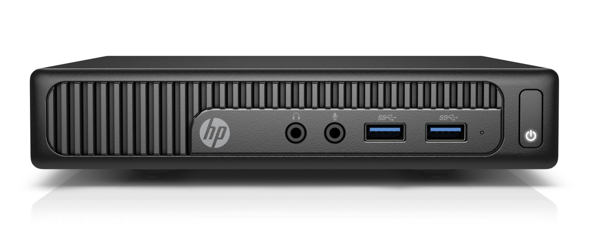 HP 260G2 DM / i3-6100 / 4GB / 500GB HDD/ Intel HD/ Win 10 Pro