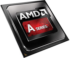 CPU AMD Bristol Ridge A10 9700E 4core (3,5GHz) Box