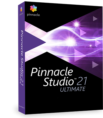 Pinnacle Studio 21 Ultimate ML EU PNST21ULMLEU