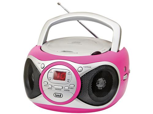 CD 512/PR Radiopřijímač s CD přehrávač