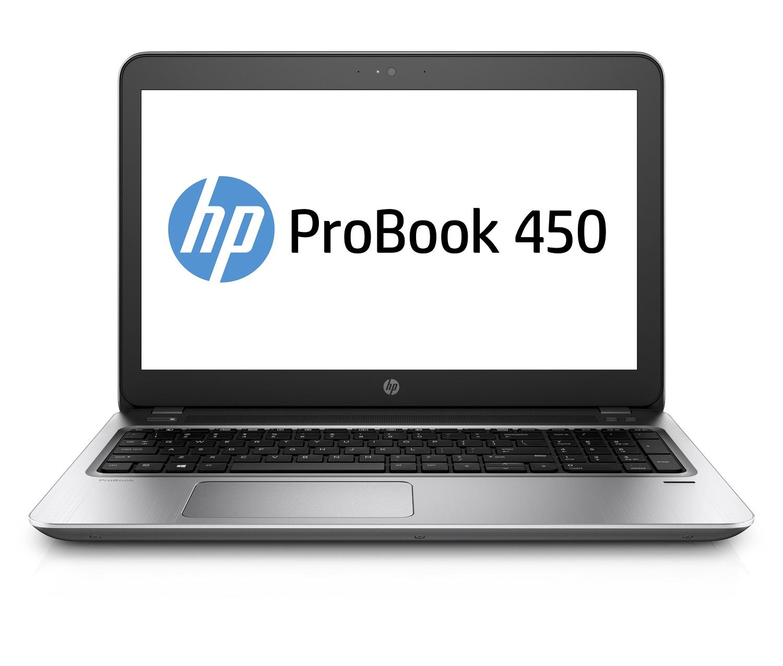 HP ProBook 450 G4 i5-7200U 15.6 FHD CAM, 8GB, 256GB SSD+volny slot 2,5, DVDRW, FpR, WiFi ac, BT, Backlit kbd, Win10Pro