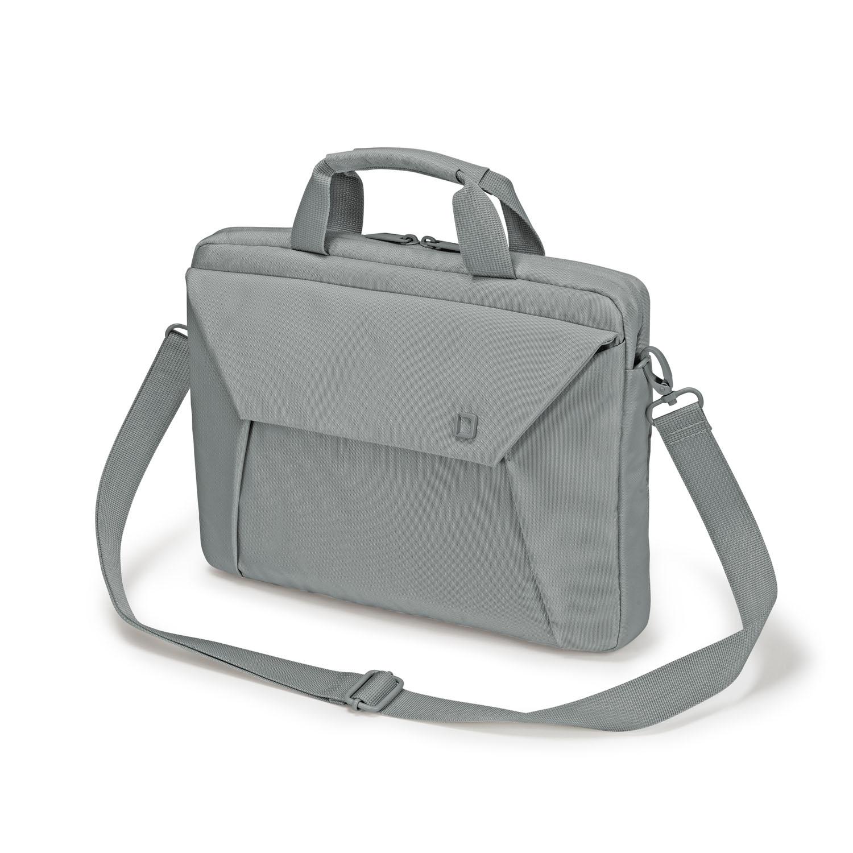 Dicota Slim Case EDGE 12-13.3 grey