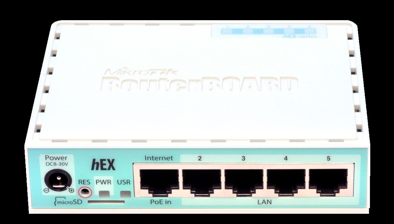 Mikrotik RB750Gr3,256MB RAM,880MHz,5xGigabitLAN,L4