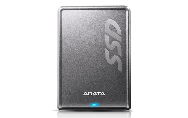 ADATA externí SSD SV620H 256GB, 440/430MB/s, USB3.0, titanová