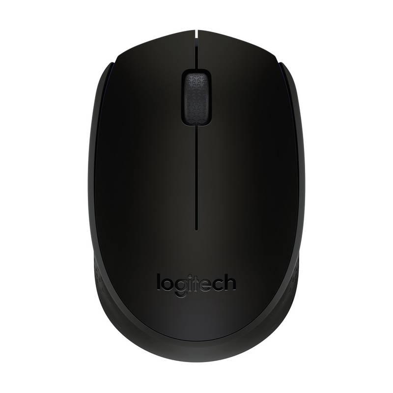Logitech® Wireless Mouse B170 - Business - EMEA – BLACK