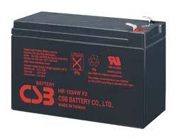 CSB baterie HR1234W F2 12V/9Ah
