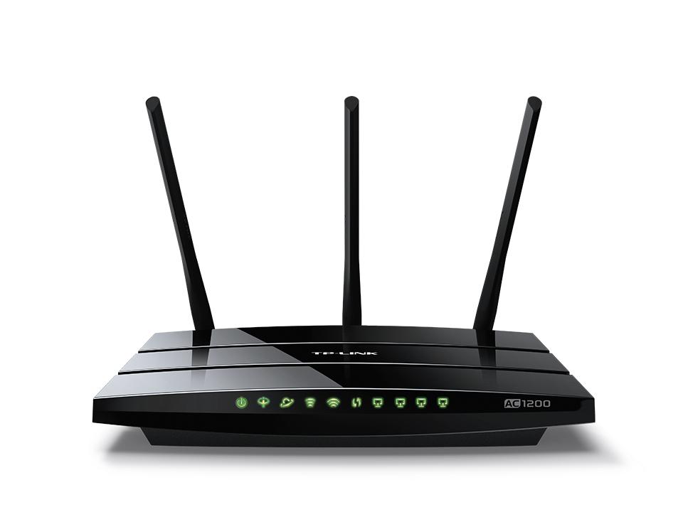 TP-Link VR400 - AC1200 Wi-Fi VDSL/ADSL Modem Gigabit Router (Annex B)