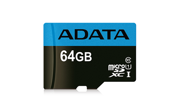ADATA MicroSDXC 64GB UHS-I Class 10 85/25MB/s