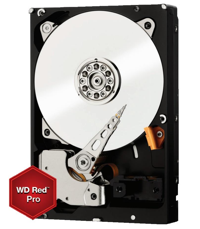 WD RED Pro NAS WD101KFBX 10TB SATAIII/600 256MB cache