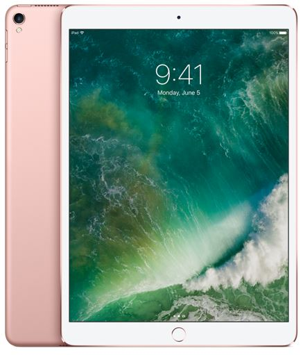 iPad Pro 10,5'' Wi-Fi 512GB - Rose Gold