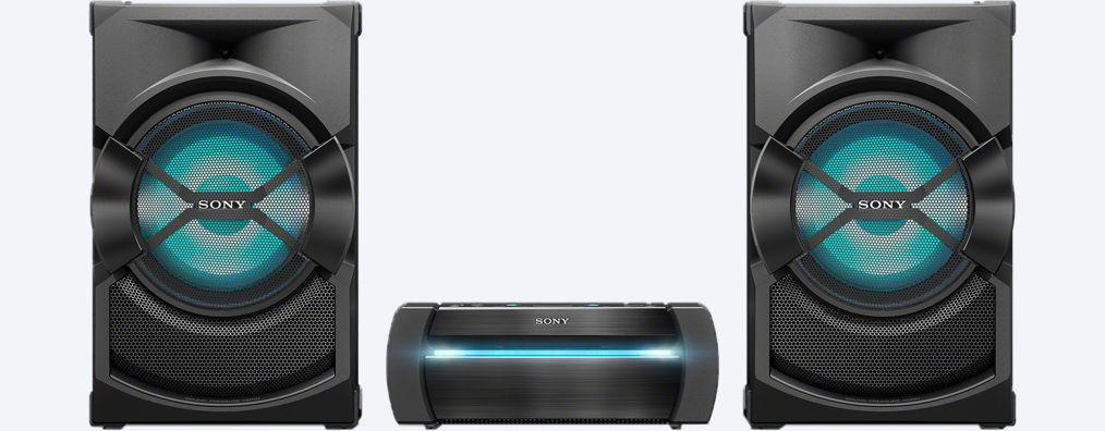 Sony Hi-Fi SHAKE-X30 bundle
