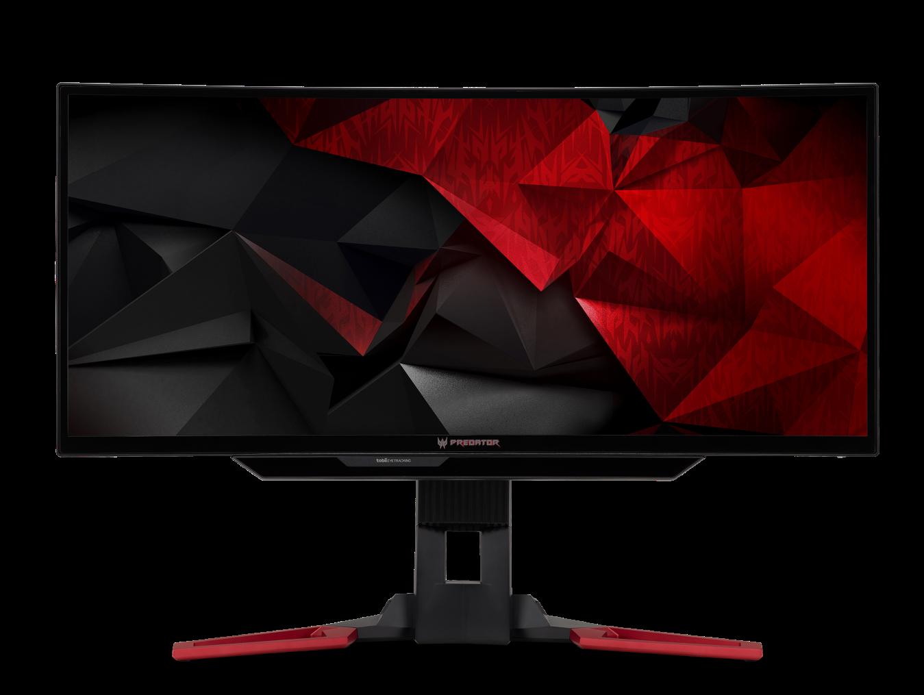 "29,5"" LCD Acer Predator Z301CT - VA,UWHD,4ms,144Hz,300cd/m2, 100M:1,21:9,HDMI,DP,USB,repro,TobiiEye"
