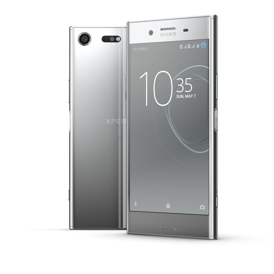Sony Xperia XZ Premium Dual G8142 Luminous Chrome