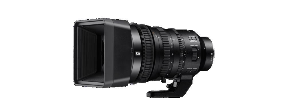 SONY SELP18110G Objektiv E PZ 18–110 mm F4 G OSS