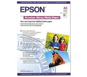 EPSON A3,Premium Glossy Photo Paper (20listů)