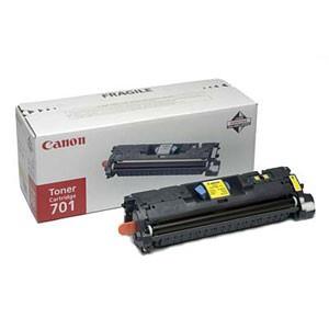 Canon toner CRG-701Y yellow (CRG701Y)