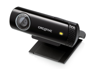 Creative webkamera Live!Cam Chat HD, rozlišení 720p, USB