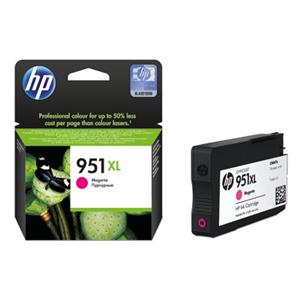 HP CN047AE Ink Cart No.951XL pro OJ 8100, 251dw, 276dw,17ml, Magenta