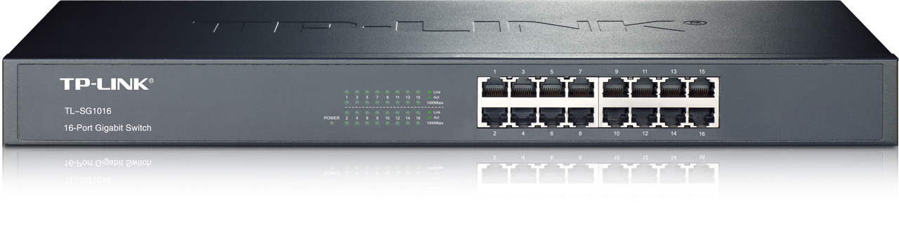 TP-Link TL-SG1016 16x Gigabit Switch