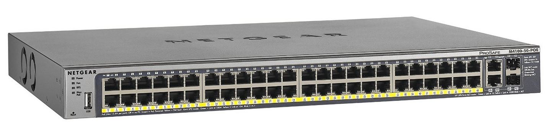 NETGEAR M4100 48xPoE 10/100 L2,2xGb+2xSFP,FSM7250P
