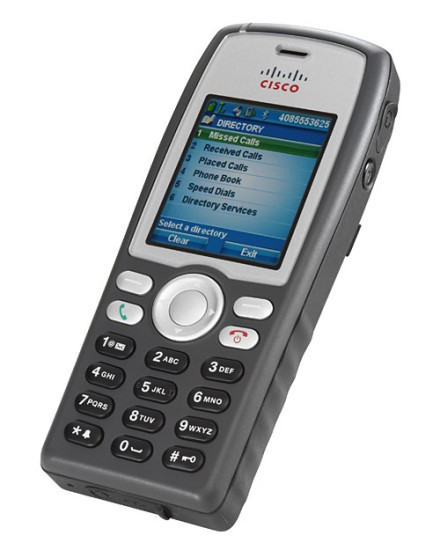 Cisco 7925G ETSI (Bat/PWR Sup Not Included)