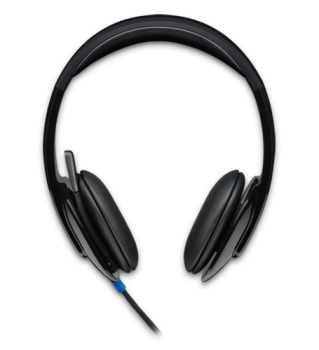 Náhl. sada Logitech Stereo USB Headset H540