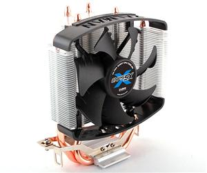 Zalman chladič CPU CNPS5X Performa 92mm fan PWM, univ. socket, 3x heatpipe