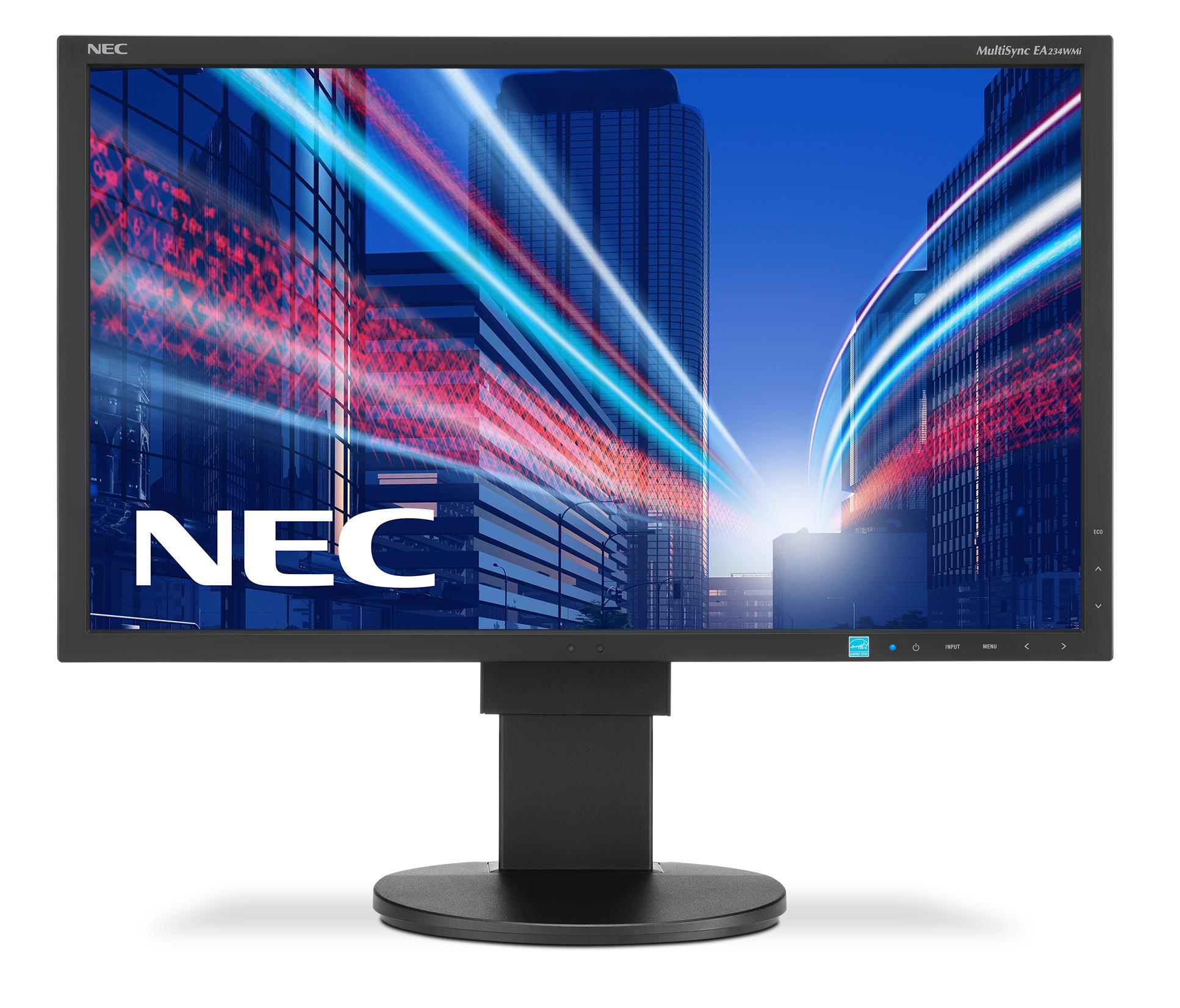 "23"" LED NEC EA234WMi-FullHD,IPS,DP,USB,rep,piv,blk"