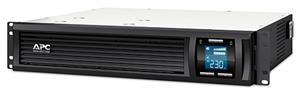 APC Smart UPS C 1000VA(600W) LCD Rack Mountable 230V, 2U, hl. 40,6 cm