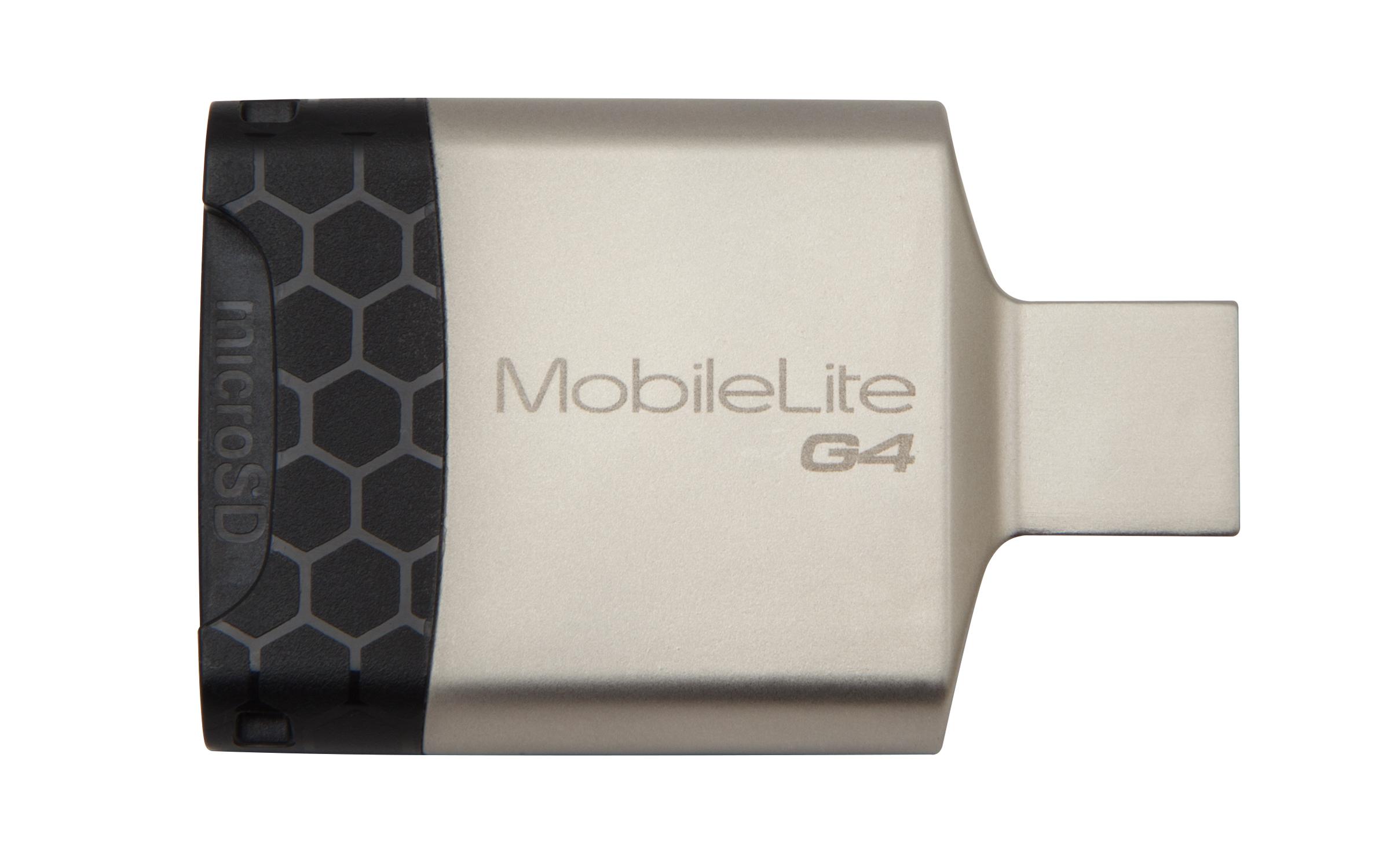 KINGSTON MobileLite G4 USB 3.0 Multi-Čtečka karet (microSDHC/SDHC/SDXC)