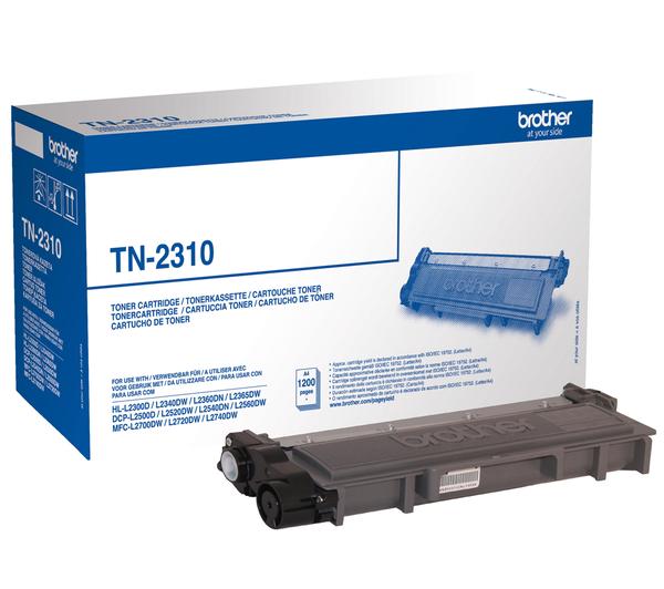 Brother - TN-2310 (HL-L23xx, DCP-L25xx, MFC-L27xx, 1 200 str., 5%, A4)
