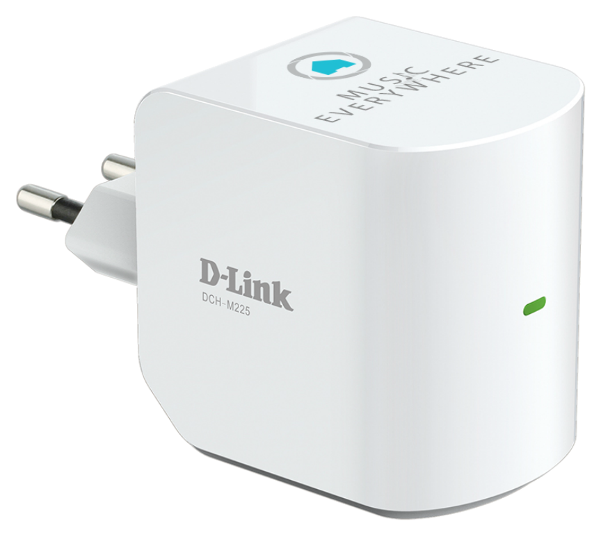 D-Link DCH-M225 mydlink Home Music Everywhere Wi-Fi Audio Extender