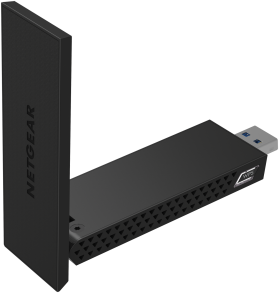Netgear AC1200 WiFi USB 3.0 Adapter 1PT (A6210)